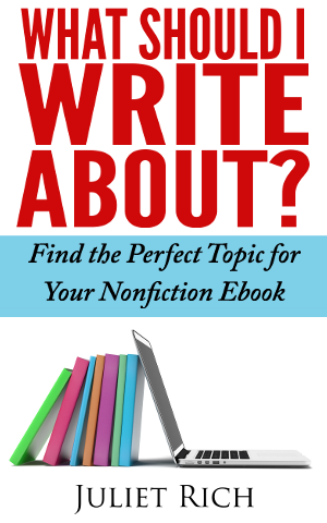 cover for What Should I Write About?