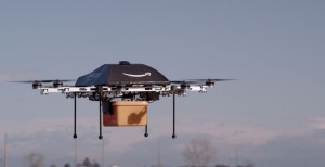 Amazon Prime Air drone - photo from Amazon